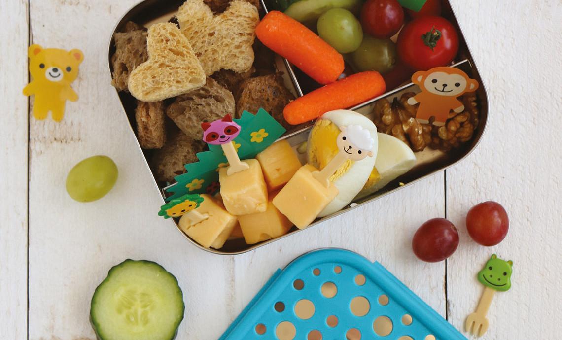 Kids lunch tapas