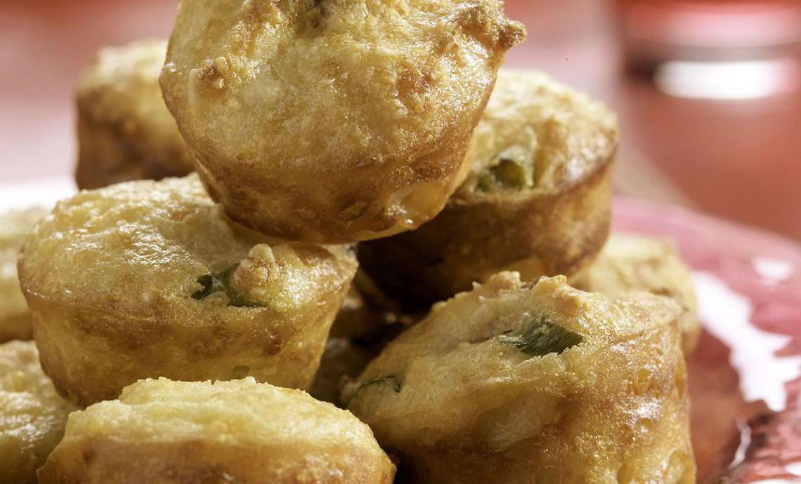 Brood-kaasmuffins